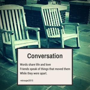 Conversation Haiku