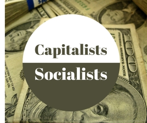 Capitalists socialists green