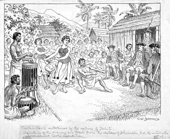 captain-cook-entertained-by-the-natives-of-tahiti