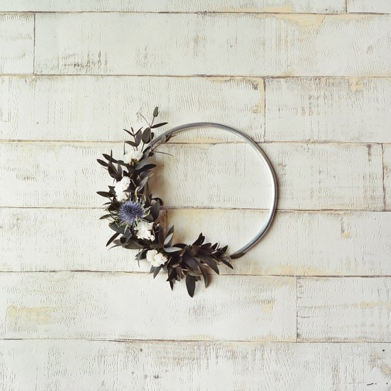 wreath from etsy